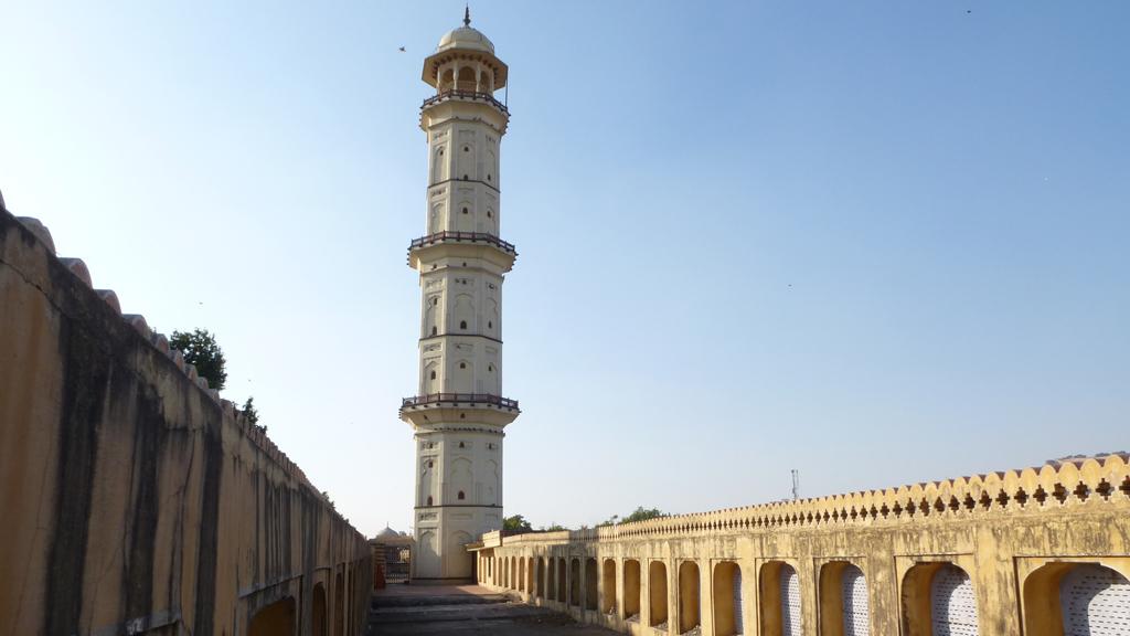 Iswari Minar Swarga Sal Jaipur
