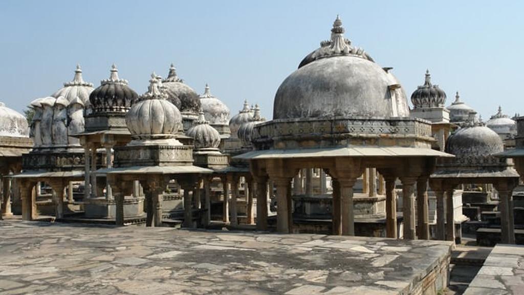 Ahar Cenotaphs Udaipur