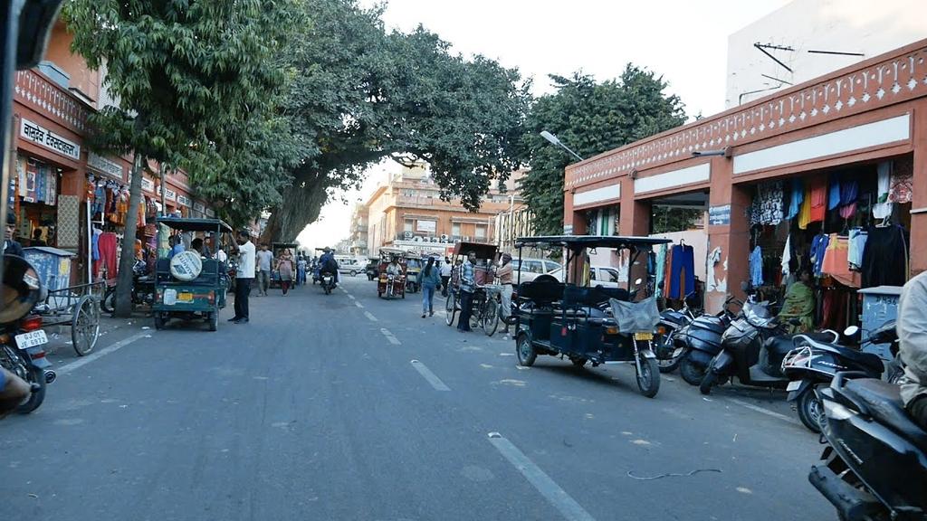 Bapu Bazaar Jaipur Rajasthan