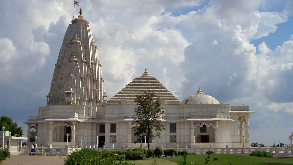 Birla Mandir Jaipur Rajasthan