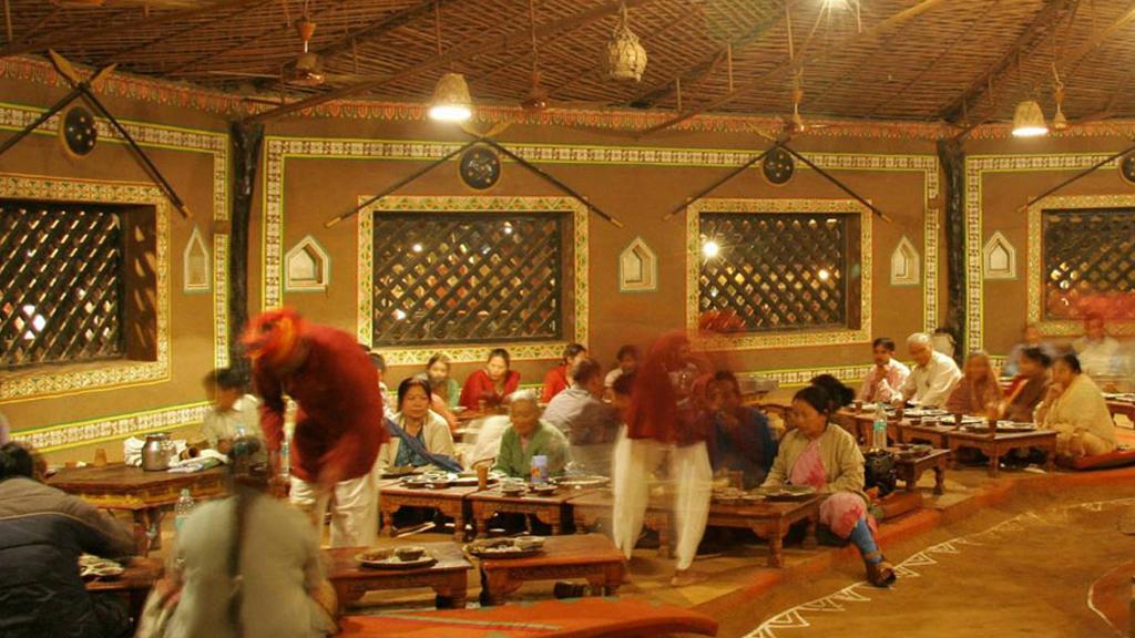 Chokhi Dhani Jaipur Rajasthan