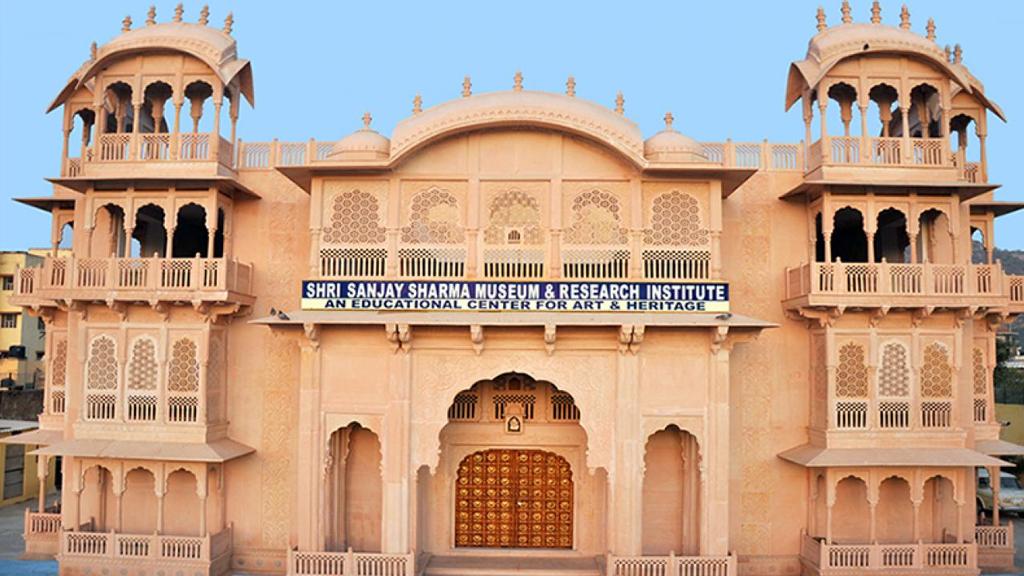 Sanjay Sharma Museum Jaipur