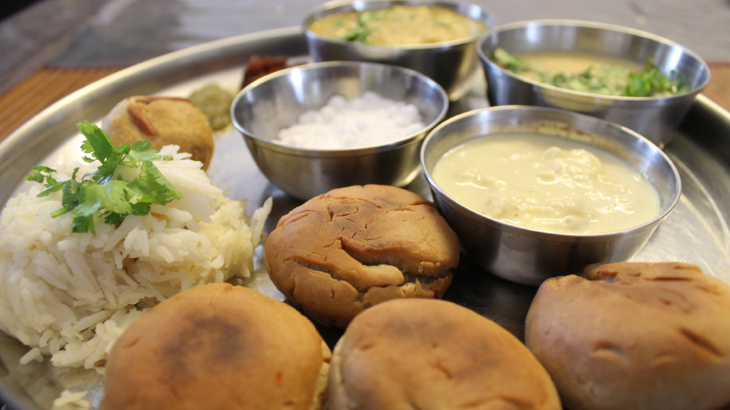 Satiate your taste buds with traditional Rajasthani cuisine